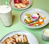 Sticking to your healthy eating goals is easy at Flow Dubai