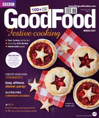BBC Good Food ME – 2011 December