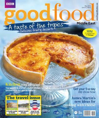 BBC Good Food ME – 2015 May