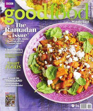 BBC Good Food ME – 2015 June