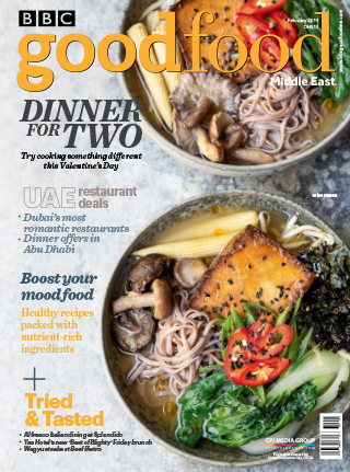 BBC Good Food ME – 2019 February