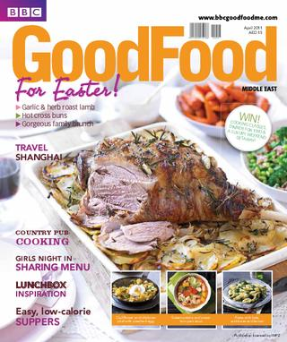 BBC Good Food ME – 2011 April