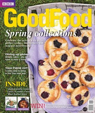 BBC Good Food ME – 2013 April