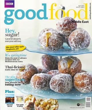 BBC Good Food ME – 2015 April