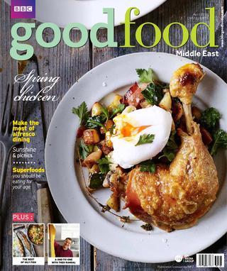 BBC Good Food ME – 2016 April