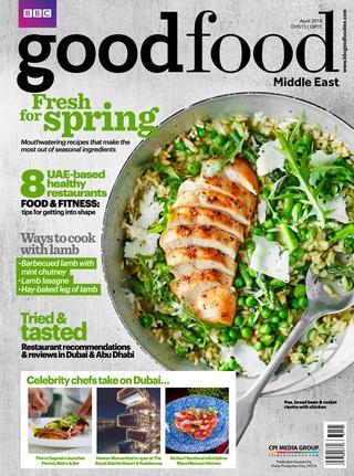 BBC Good Food ME – 2018 April