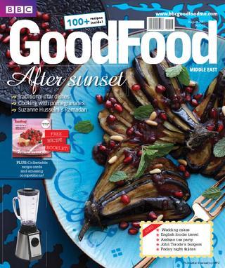 BBC Good Food ME – 2011 August