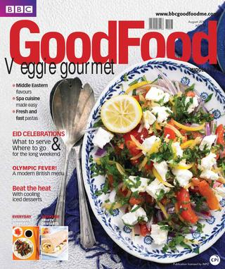 BBC Good Food ME – 2012 August