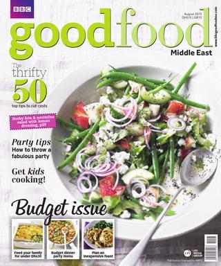 BBC Good Food ME – 2015 August