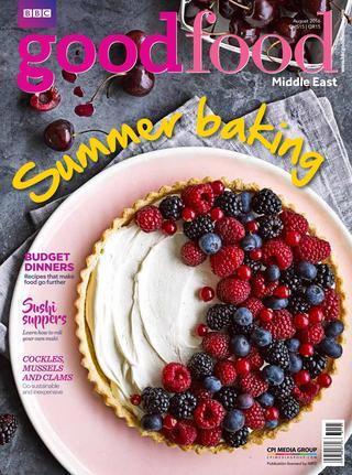 BBC Good Food ME – 2016 August