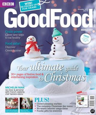 BBC Good Food ME – 2012 December