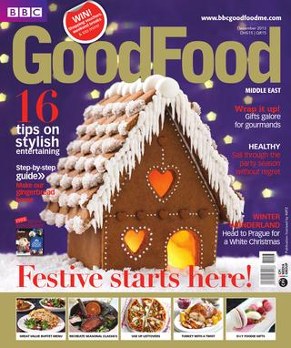 BBC Good Food ME – 2013 December