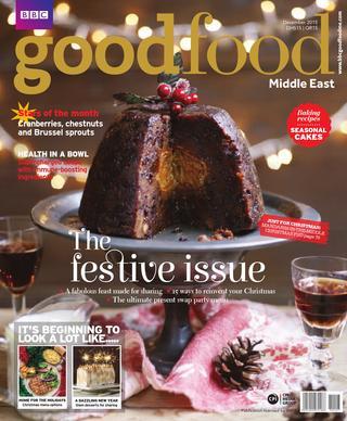 BBC Good Food ME – 2015 December