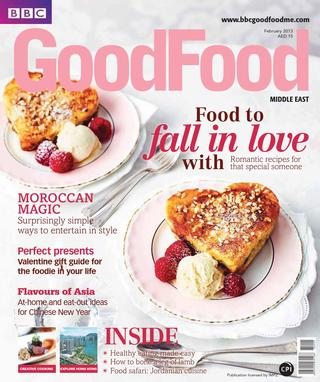 BBC Good Food ME – 2013 February