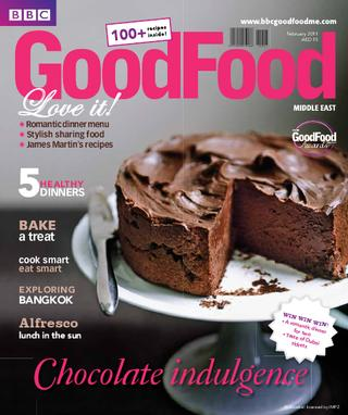 BBC Good Food ME – 2011 February