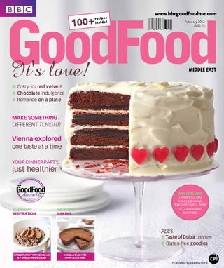 BBC Good Food ME – 2012 February