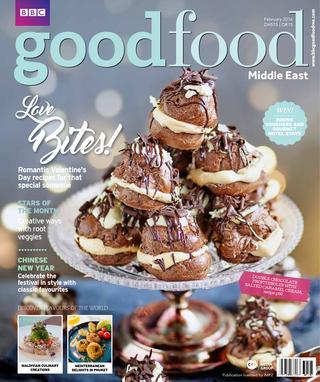 BBC Good Food ME – 2016 February