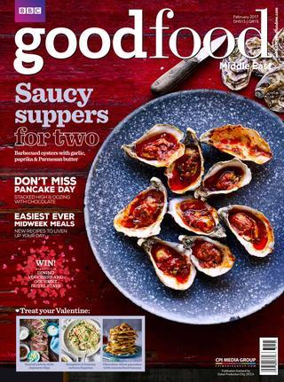 BBC Good Food ME – 2017 February