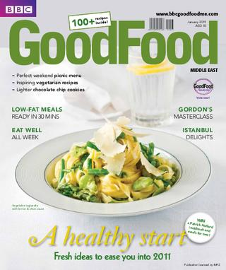 BBC Good Food ME – 2011 January