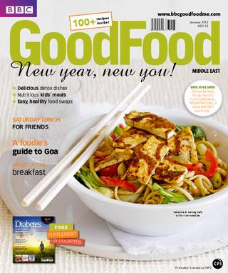 BBC Good Food ME – 2012 January