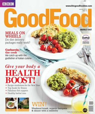 BBC Good Food ME – 2013 January