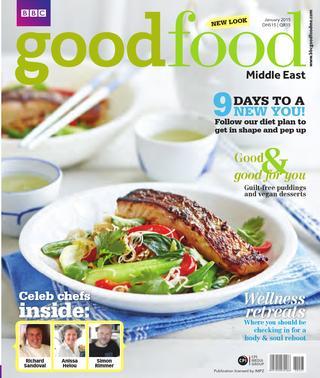 BBC Good Food ME – 2015 January