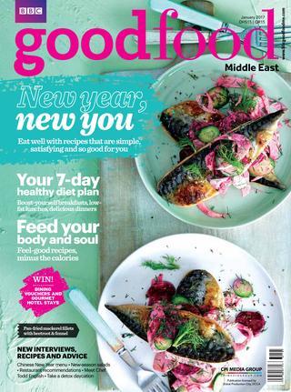BBC Good Food ME – 2017 January