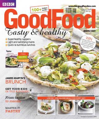 BBC Good Food ME – 2011 July