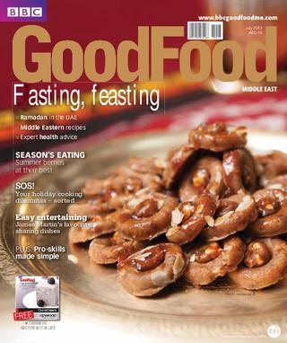 BBC Good Food ME – 2012 July