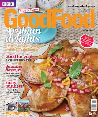 BBC Good Food ME – 2013 July