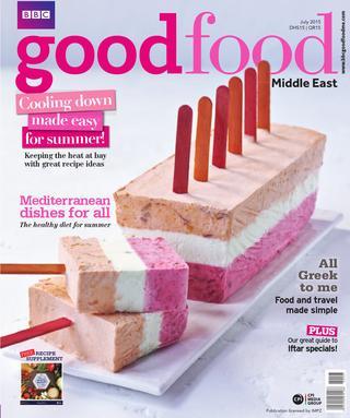BBC Good Food ME – 2015 July