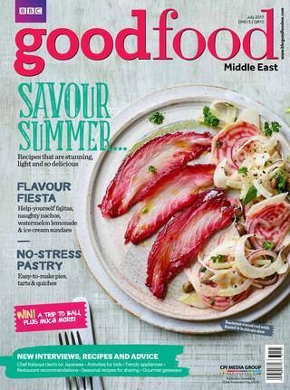 BBC Good Food ME – 2017 July
