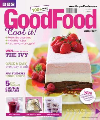 BBC Good Food ME – 2011 June