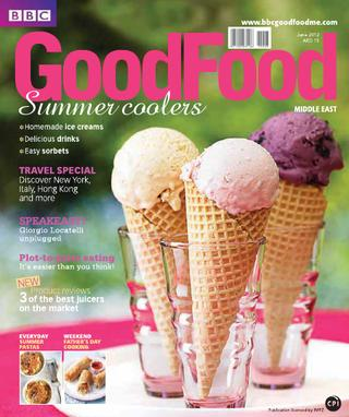 BBC Good Food ME – 2012 June