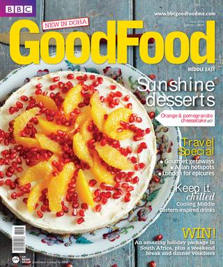 BBC Good Food ME – 2013 June