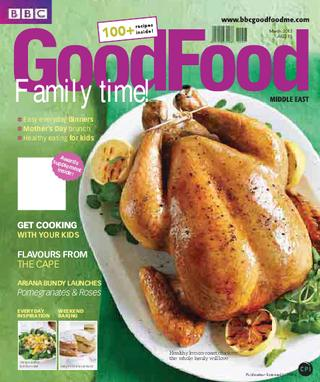 BBC Good Food ME – 2012 March