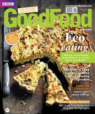 BBC Good Food ME – 2013 March