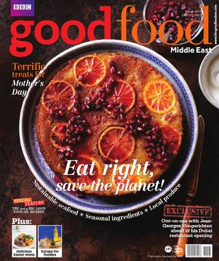 BBC Good Food ME – 2015 March
