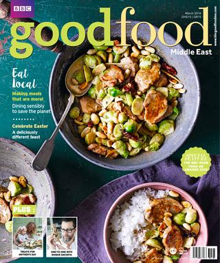 BBC Good Food ME – 2016 March
