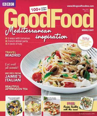 BBC Good Food ME – 2011 May