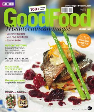 BBC Good Food ME – 2012 May