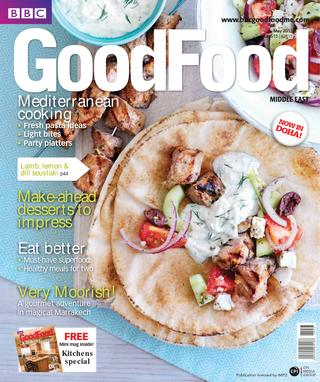BBC Good Food ME – 2013 May