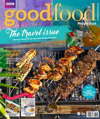 BBC Good Food ME – 2016 May