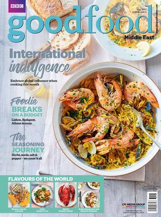 BBC Good Food ME – 2017 May