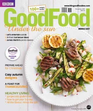 BBC Good Food ME – 2011 November
