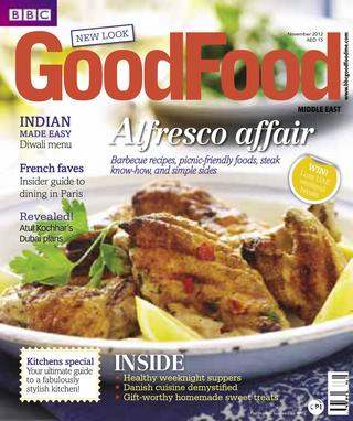 BBC Good Food ME – 2012 November