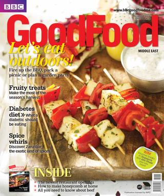 BBC Good Food ME – 2013 November
