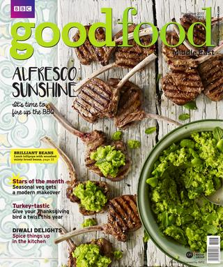 BBC Good Food ME – 2015 November
