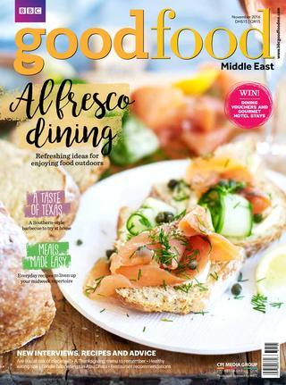 BBC Good Food ME – 2016 November