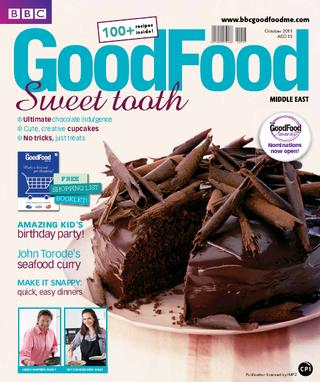 BBC Good Food ME – 2011 October